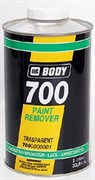 Body Paint Remover смывка краски 1.0 л