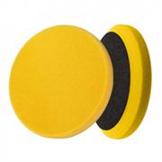 26900.223.011 Желтый поролоновый полировальный диск для среднеагрессивной полировки. Диамертр 150\18