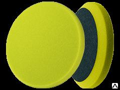 26900.223.012 Желто-зеленый поролоновый полировальный диск для тонкой полировки.