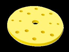 Подложка-переходник Buflex\Tolex 150 mm 15 отв