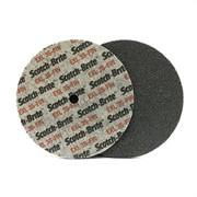 142272 RoxelPro Нетканый прессованный круг ROXPRO 150*6*13mm, 8A, Coarse