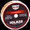 Струна квадратная IGLASS, сечение 0,6мм х 0,6мм длина 22м - фото 4764